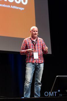 Björn Tantau bei seinem Vortrag