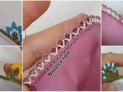 2021 YILI YAYINI 4 ŞIK TASARIM TIĞ OYASI Crochet Dinosaur Patterns, Kids Knitting Patterns, Crochet Jewelry Patterns, Afghan Crochet Patterns, Crochet Design, Russian Embroidery, Crochet Lace Edging, Baby Girl Crochet, Crochet Shoes