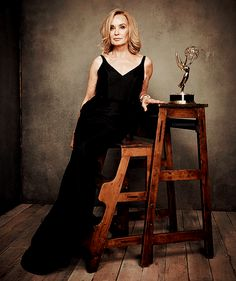 In honor of this Eve's Emmy awards #shehasthree!