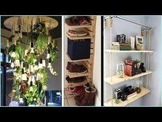 Удивительные идеи украшения комнаты,которые нельзя игнорировать DIY Декор Комнаты #4 - YouTube