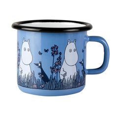 Moomin Shop, Moomin Mugs, Tove Jansson, Friend Mugs, Cool Mugs, Custom Mugs, Coffee Break, Mug Cup, Mug Designs