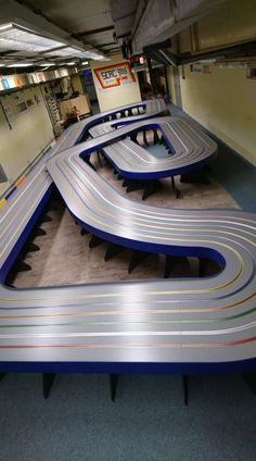 Slot Car Racing, Slot Car Tracks, Slot Cars, Carrera, Diorama, Christmas Crafts, Models, Board, Templates