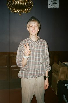Zachary Cole Smith of DIIV and Beach Fossils
