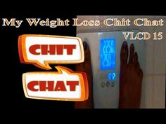 Lets Chit Chat My  hCG Weight Loss Journey