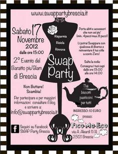 swap party a Brescia http://www.panesalamina.com/2012/6462-swap-party-a-brescia.html