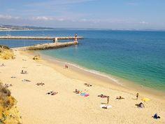 #Beach Praia da Batata, Algarve, Portugal | via http://blog.turismodoalgarve.pt