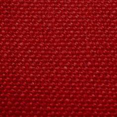 Glynn Linen Crimson Red, Barclay Butera Home Fabrics