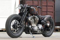 Bobber Inspiration - Harley-Davidson Sportster bobber | Bobbers and Custom Motorcycles June 2013