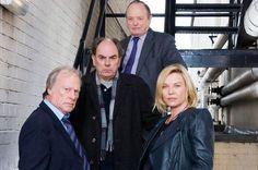 Series - New Tricks With some classic British tv actors Tv Actors, Actors & Actresses, Amanda Redman, Tv Detectives, Detective Series, Doc Martins, Tv Reviews, Book Tv, Me Tv