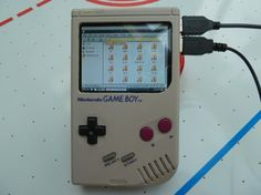 The GamePi – Raspberry Pi Game Boy case mod #piday #raspberrypi @Raspberry_Pi « adafruit industries blog
