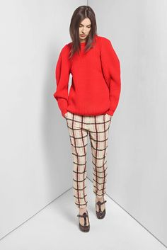 Chloé Pre-Fall 2012 Fashion Show Collection