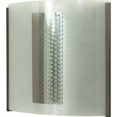 Castillo 15.47-In W 1-Light Black/Steel Pocket Hardwired Wall Sconce L