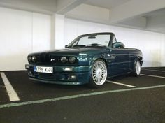 Featured E30 cabrio Mtech 2 – Owner Grant from Scotland