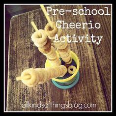 Preschool Motor Skill Activity