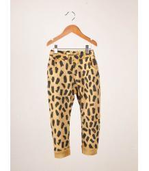 Bobo Choses Trousers Bobo Choses Trousers yellow leopard
