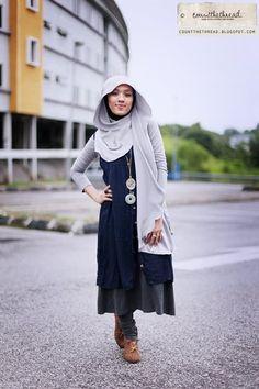 One of my favorite hijab looks of Sue Anna Joe..
