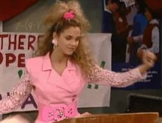 The 11 Most Fashionable Moments from 'Saved by the Bell' | Her Campus. I loved that show!