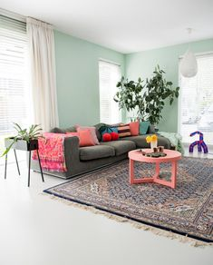 Eindhoven, Interior Inspiration, Colours, Couch, Living Room, Rugs, Bedroom, Furniture, Home Decor