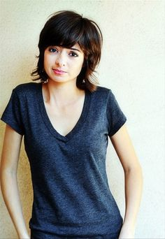 Kate Micucci haircut inspiration