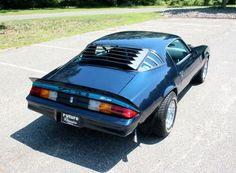 Old school '79 camaro...