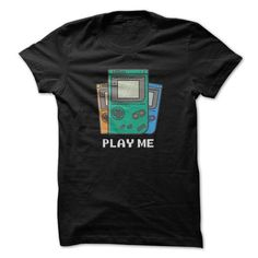 Play Me Boy T Shirts, Hoodies, Sweatshirts. CHECK PRICE ==► https://www.sunfrog.com/Geek-Tech/Play-Me-Boy.html?41382