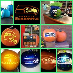 Seahawk-Pumpkin-Ideas.jpg (2000×2000)
