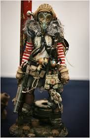 post-apocalyptic little red riding hood - Google Search