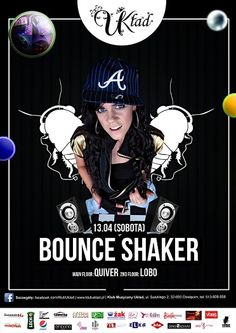 bounce shaker