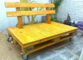 Here you can find over 140 projects made from pallets