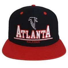 Atlanta Falcons Retro 3D Snapback Cap Hat BR .  19.99. Brand new retro  snapback cap. Embroidered team logos. Snapback design. One Size Fits Most. 89f1b1636845