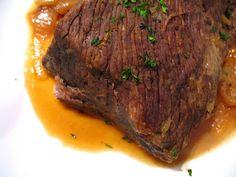Make-Ahead Meals: 18. The Best Pot Roast Ever