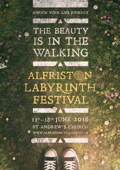 Check out the Alfriston Labyrinth Festival 11th-18th June! http://www.alfriston-village.co.uk/