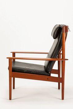 Greet Jalk // P Jeppesen // PJ56 Chair