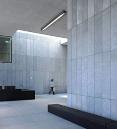 Robin Lee Architecture — Wexford County Council Headquarters — Image 11 of 20 - Divisare by Europaconcorsi