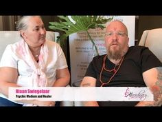 "Xtraordinary Women Holistic Chapter interviews Riaan Swiegelaar, Psychic Medium & Healer, about his talk ""Living in Two Worlds"". Interviewed by Xtraordinary Women CEO & Founder, Gwen Serrotti."