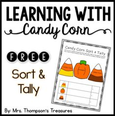 Candy Corn Fun FREEB