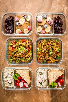 Bento w 15 minut - Filozofia Smaku Chocolate Chip Frappe, How To Eat Better, Healthy Food Blogs, Lunch Meal Prep, Food Words, Bento, Vegan Recipes, Lunch Box, Food And Drink
