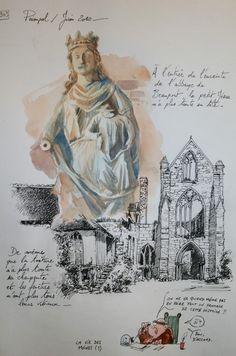 Voyage Sketchbook, Travel Sketchbook, Art Sketchbook, Watercolor Journal, Watercolor Sketch, Roman Art, Sketchbook Inspiration, Urban Sketching, Illustrations
