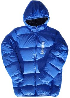 Amazon.com  Triple Star Boy s Packable Down Puffer Hooded Jacket Cobalt  Blue XL (14 16)  Clothing 040525fc8