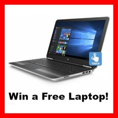 Enter to Win 2 Free Laptops (1 for You, 1 for a Friend)! - Coupons and Freebies Mom