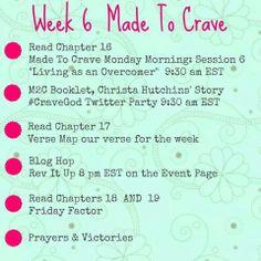 M@C week 6 #Courageous