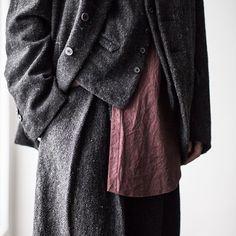 ZIGGY CHEN AW2014 LOOKBOOK PREVIEW/Photographer: Matteo Carcelli/Model: Stephane Olivier #ziggychen #lookbook #aw14 #paris #matteocarcelli #stephaneolivier