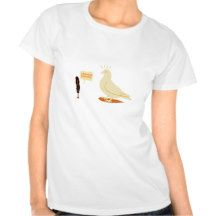 I am your feather funny design shirt