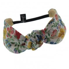 looove this floral... Jennifer Ouellette liberty print headband