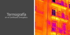 Termografía en el certificado energético