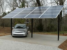Image result for full solar electric car house design