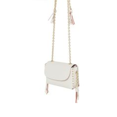 This Zara Studs Chains Crossbody Bag is only $40, and the perfect accessory to pair with your festival attire, or with everyday spring wear.