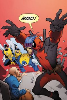 Deadpool & The X-men