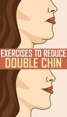 Effective Exercises to Reduce Double Chin..