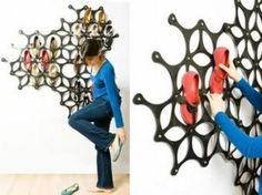 web shoe storage